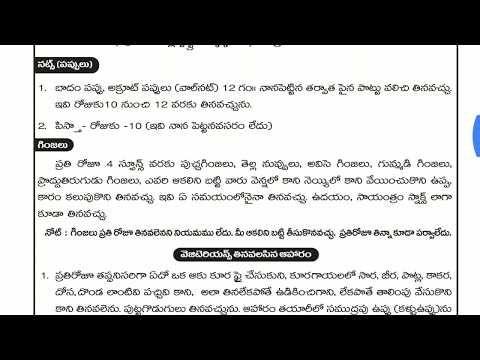 Veeramachaneni ramakrishna full diet plan comment ur mail id for pdf youtube also rh pinterest