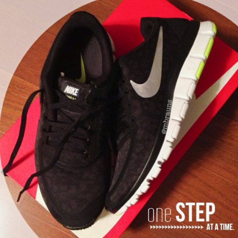 9a552f83d09 New black leopard Nike Free 5.0 v4. Am in love!