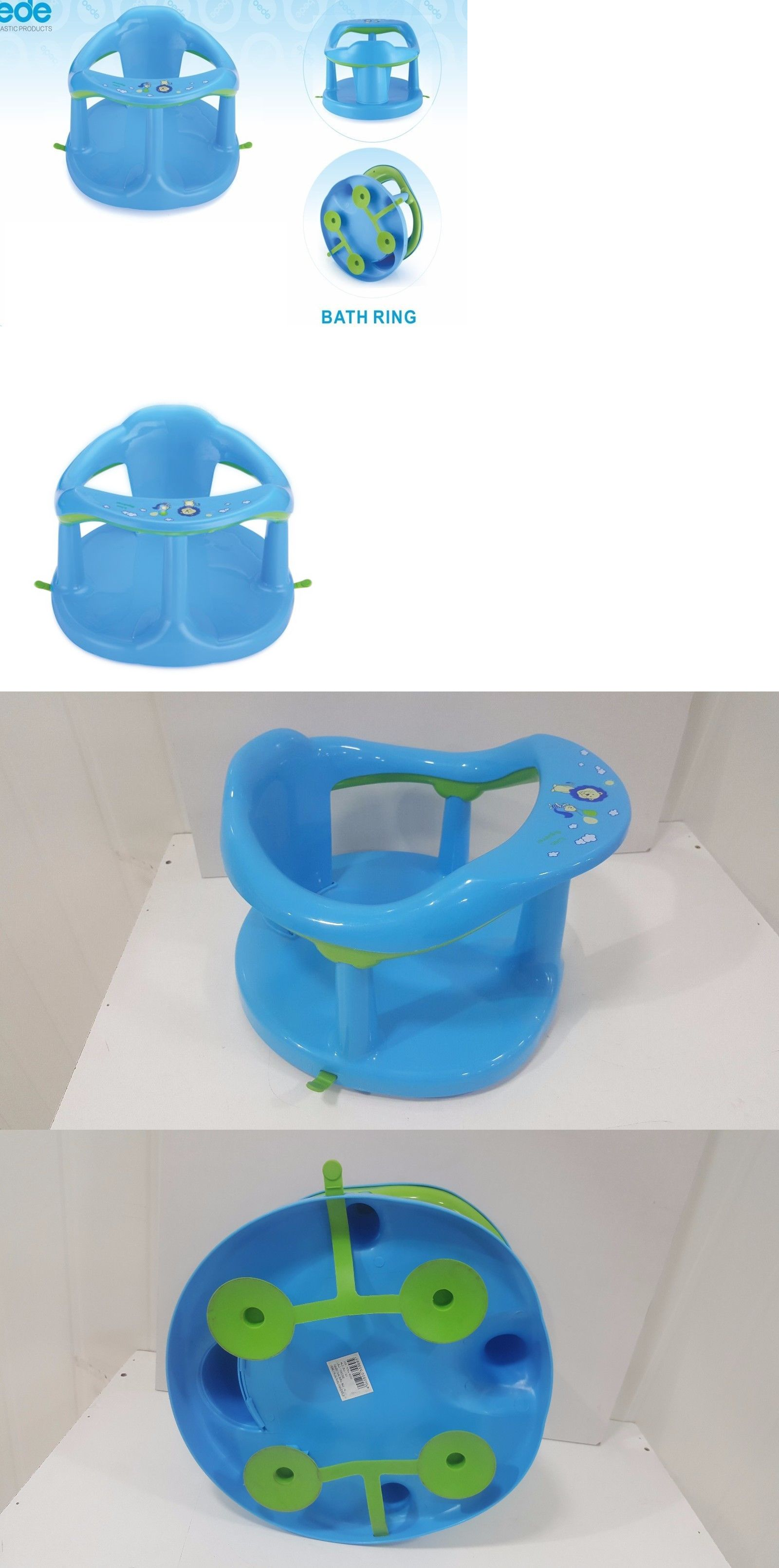Bath Tub Seats and Rings 162024: Baby Infant Bath Tub Seat Ring ...