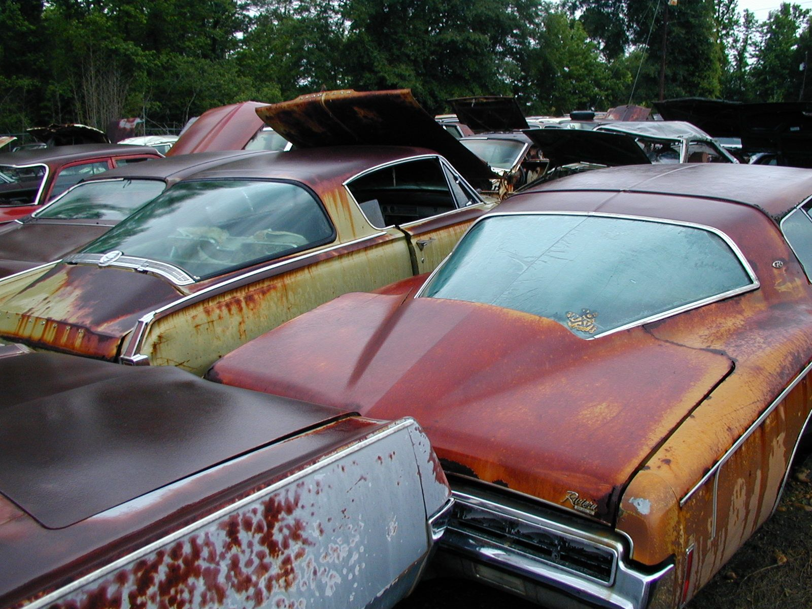 junkyards - Google Search | Forever Rust | Pinterest