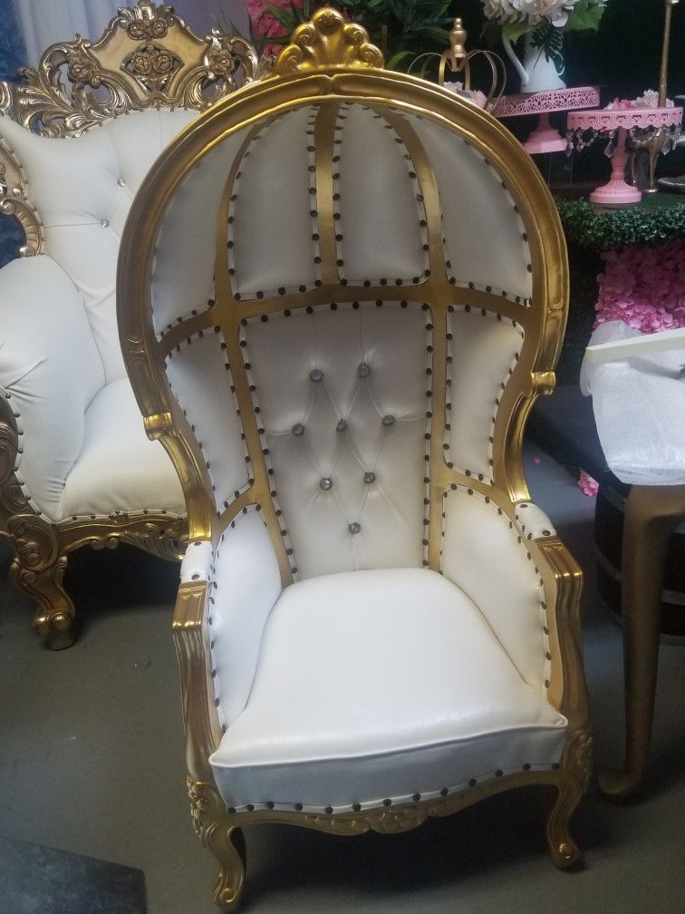 Baby Conopy Chair Rental Baby Shower Chair Rental In Nyc