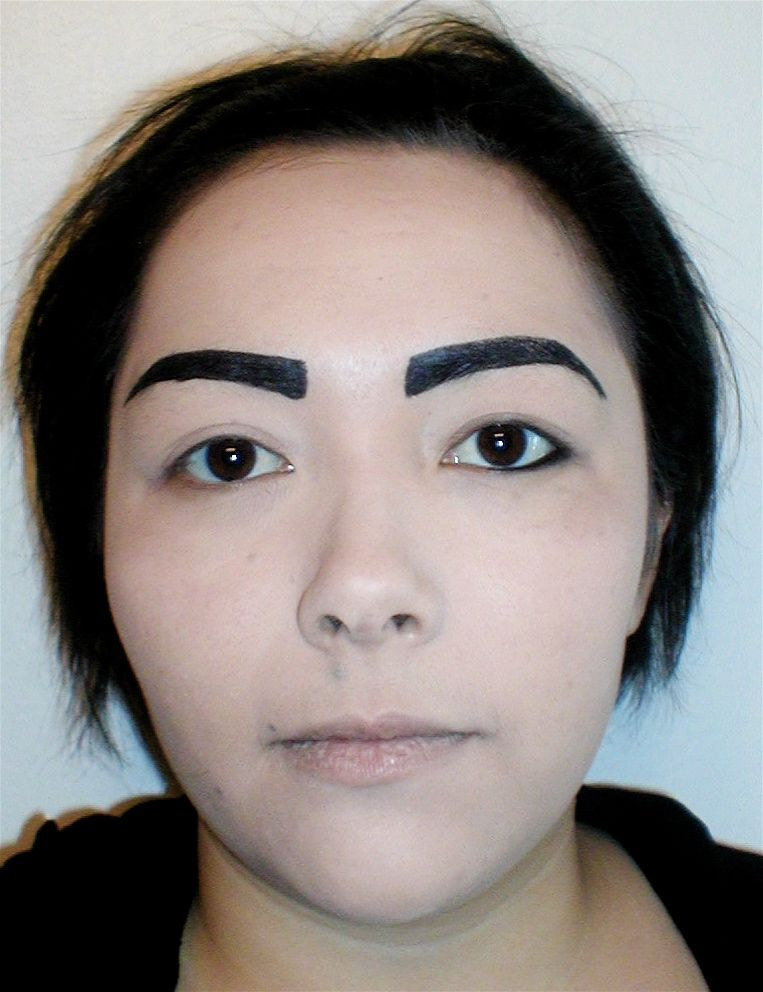 Get Perfect Eyebrows In Just A Few Seconds= Can't Say As I