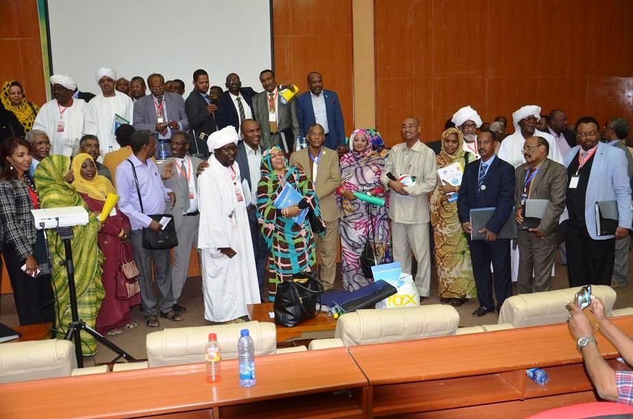 مؤتمر رؤساء وممثلي الجاليات السودانية بالخارج يختتم أعماله ويصدر بيانه الختامي و توصياته