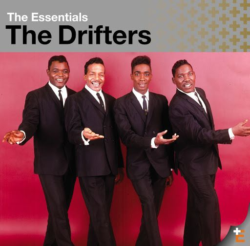The Drifters On Broadway Youtube Blues Music Rhythm