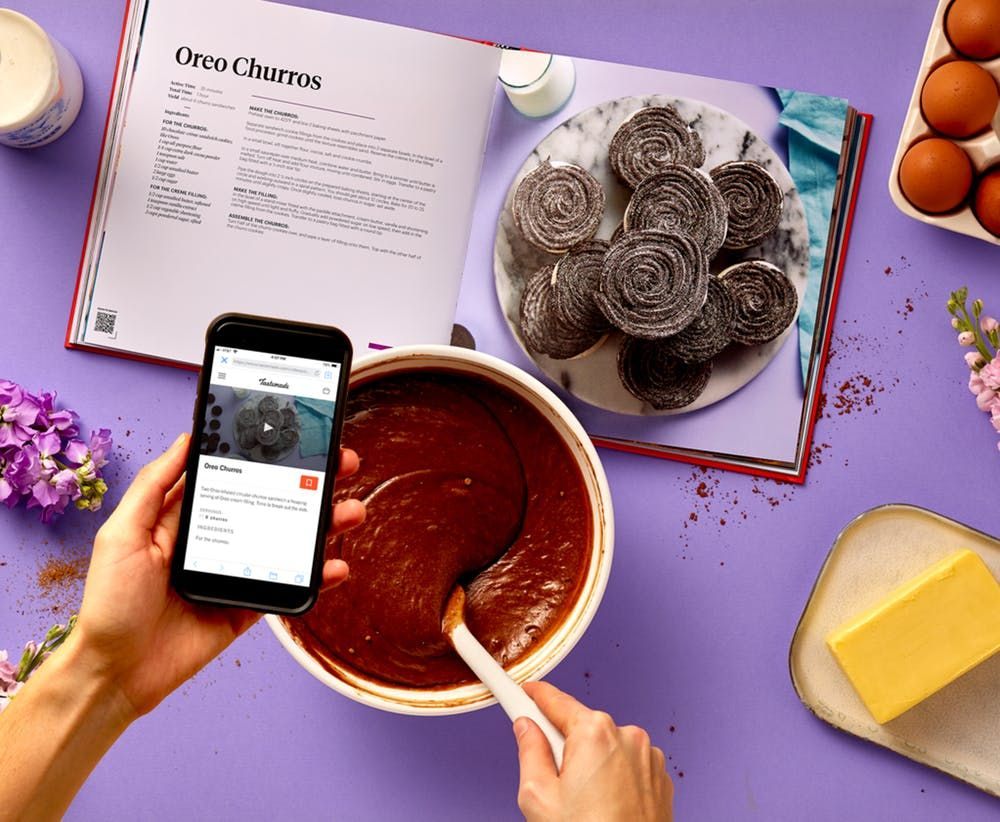 How Tastemade Became The Mobile Food Network