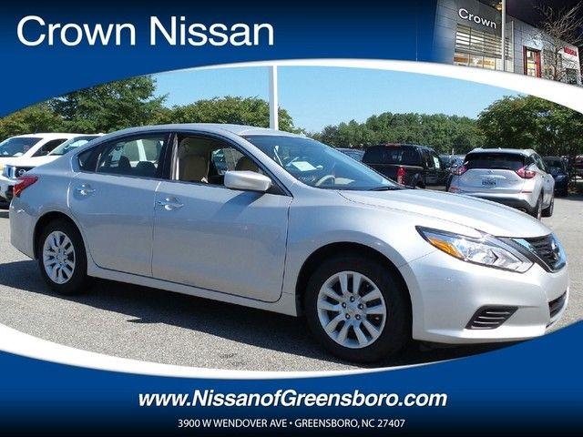 2016 Nissan Altima 2.5 Sedan At Crown Nissan In Greensboro. Https://www