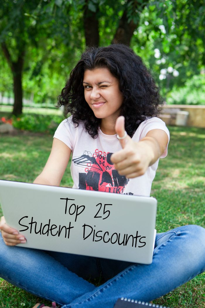 Discounts For College Students With Images College Mom