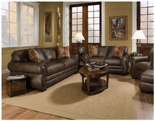 Featured Friday Ulysses Chocolate Sofa Loveseat