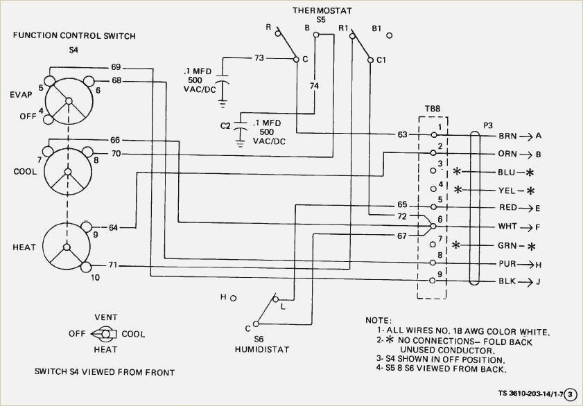 Wiring Diagram Basic Air Conditioning Wiring Diagram Pdf 2 Wire In 2019