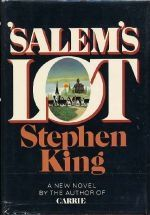 Salems Lot 1975  by Stephen King stephen-is-the-king