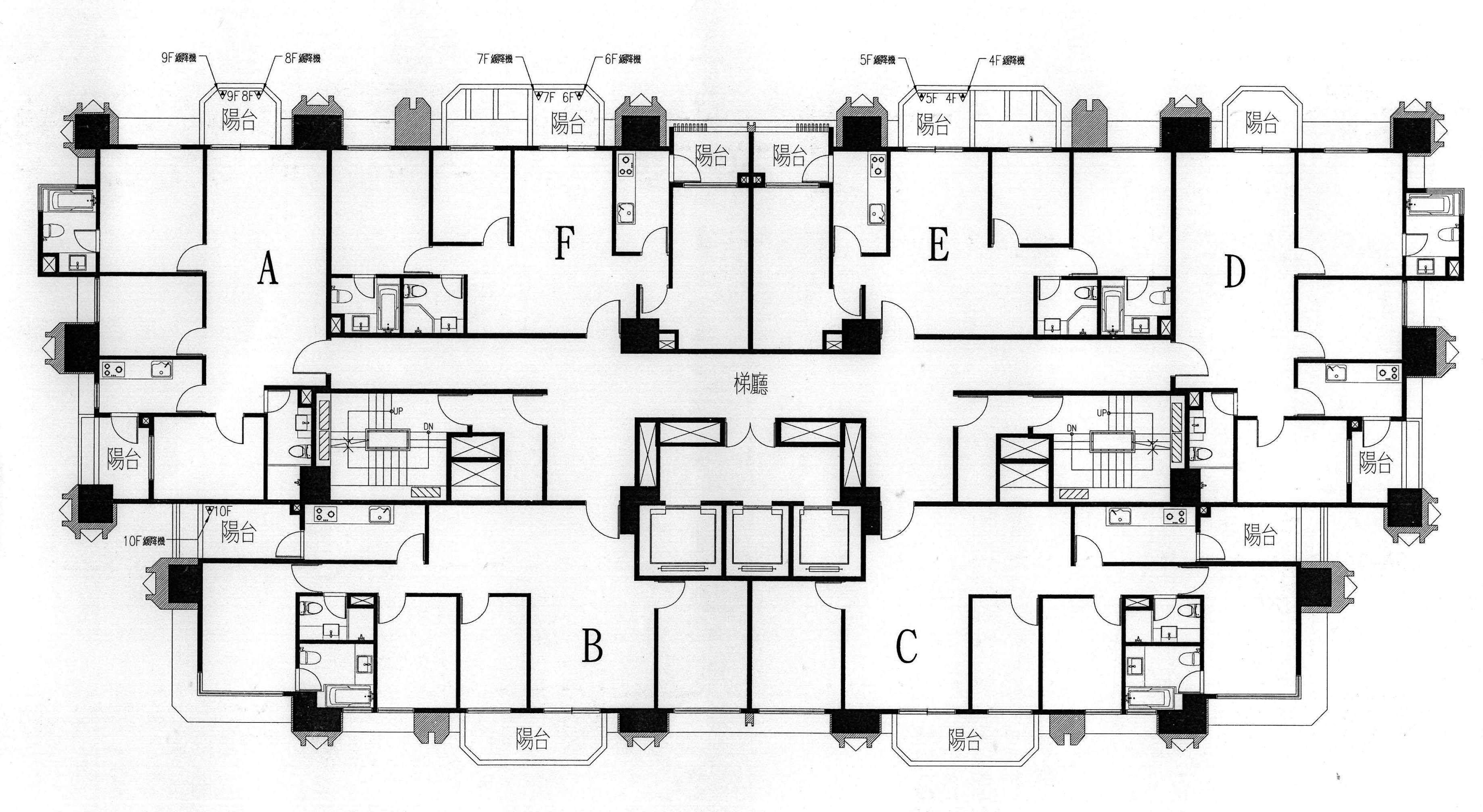 Apartment Floor Plans Torres Apartments Architecture Design House Condos