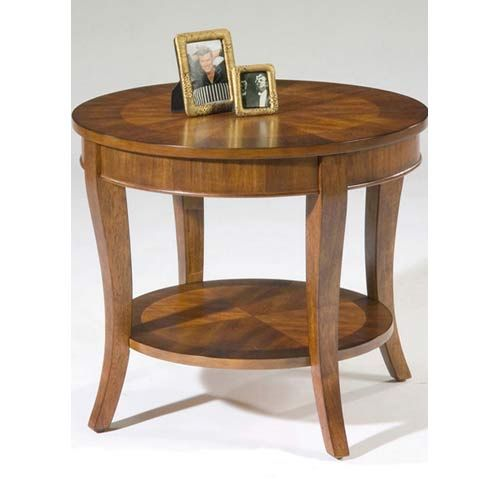 Bradshaw Round End Table Living Room Accent Tables Liberty Furniture End Tables