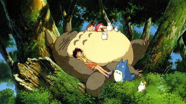 Sehen Mein Nachbar Totoro 1988 Ganzer Film Stream Deutsch Komplett Online Mein Nachbar Totoro 1988complete Film Studio Ghibli Mein Nachbar Totoro Anime Tapete