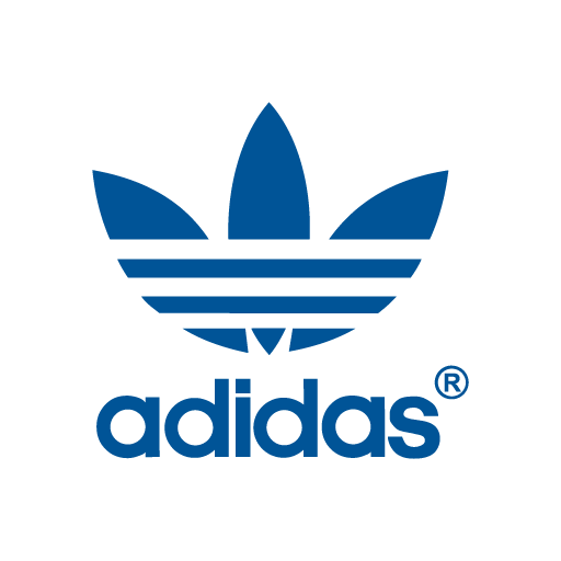Adidas Trefoil logo in ( EPS) vector free download