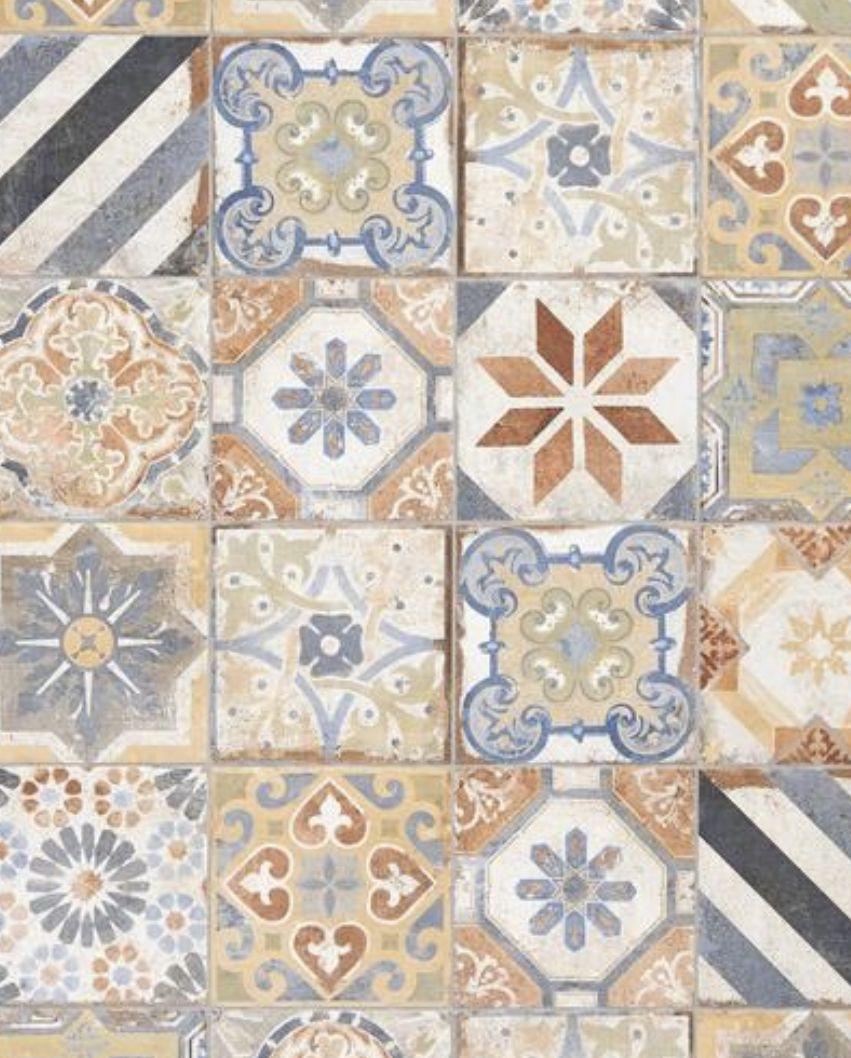 san juan deco porcelain tile floor