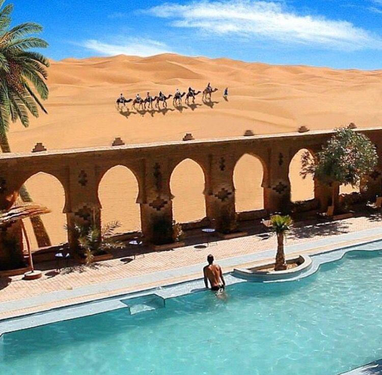 Swinger resort in marocco