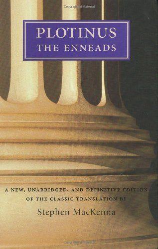 Plotinus The Enneads Lp Classic Reprint Series By Stephen