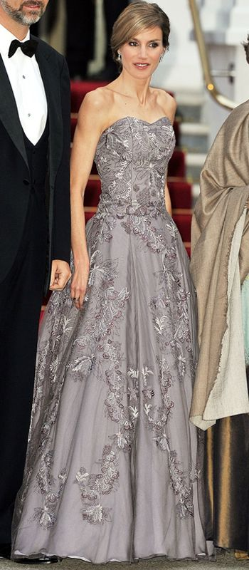 Queen Letizia Of Spains Most Captivating Style Moments Once Upon