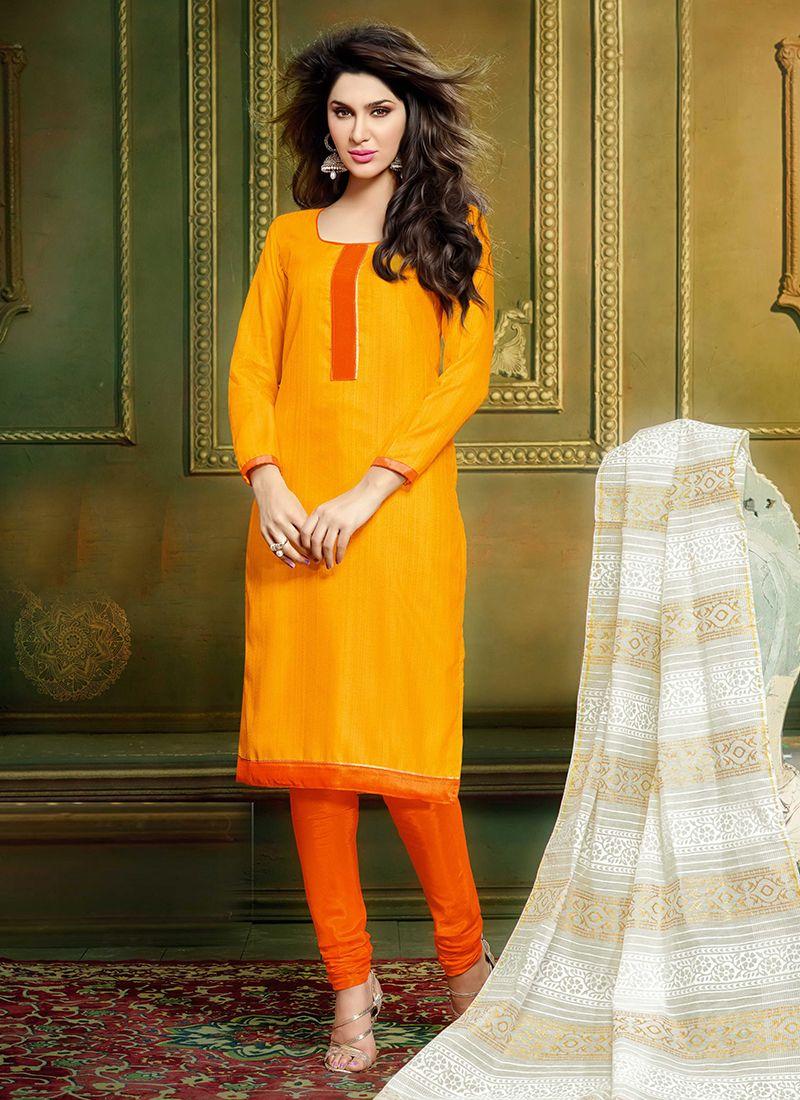 fe6ab16852 Online Yellow Wholesale Salwar Kameez | Surat Wholesaler | Online Suits  Supplier