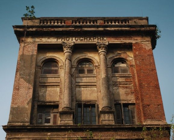 Architecture Photography India india-calcutta-kolkata-esplanade-row-bourne-shepherd-photography