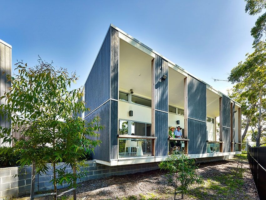 The NSW Premier's Prize – Shoalhaven Cancer Care Centre by HASSELL. Photo: Michael Nicholson.