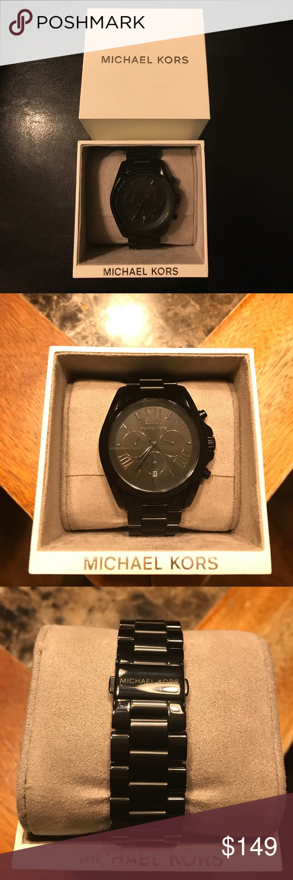 d142a723a018 Michael Kors watch ⌚ Authentic Yes purchased from Dillard s In August KORS  Michael Kors Accessories Watches