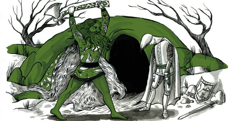 Romeo And Juliet English Essay Sir Gawain And The Green Knight Celtic Symbols The Green Man  Alehorncom  Search By Image Ever Seen This Face On A Tree In The  Woods Somewhere  Thesis Statement For Definition Essay also How To Write A Thesis Paragraph For An Essay Sir Gawain And The Green Knight Celtic Symbols The Green Man  Research Proposal Essay Example