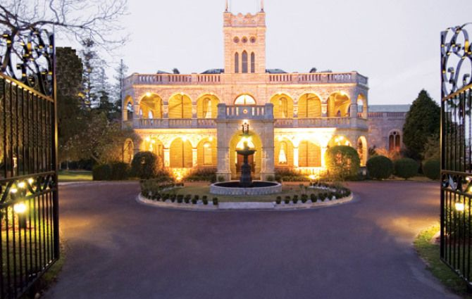 Wedding Supplier: Reception Venues in Sydney: Curzon Hall