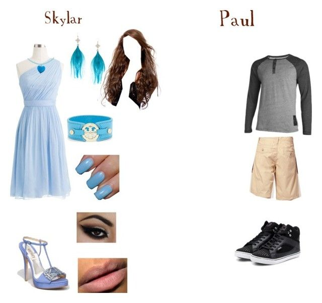 """Skylar+Paul=Party"" by enchanted0ne ❤ liked on Polyvore featuring beauty, J.Crew, Badgley Mischka, Oasis, Martick, Tory Burch, Chanel, NARS Cosmetics, Bench and Pastry"