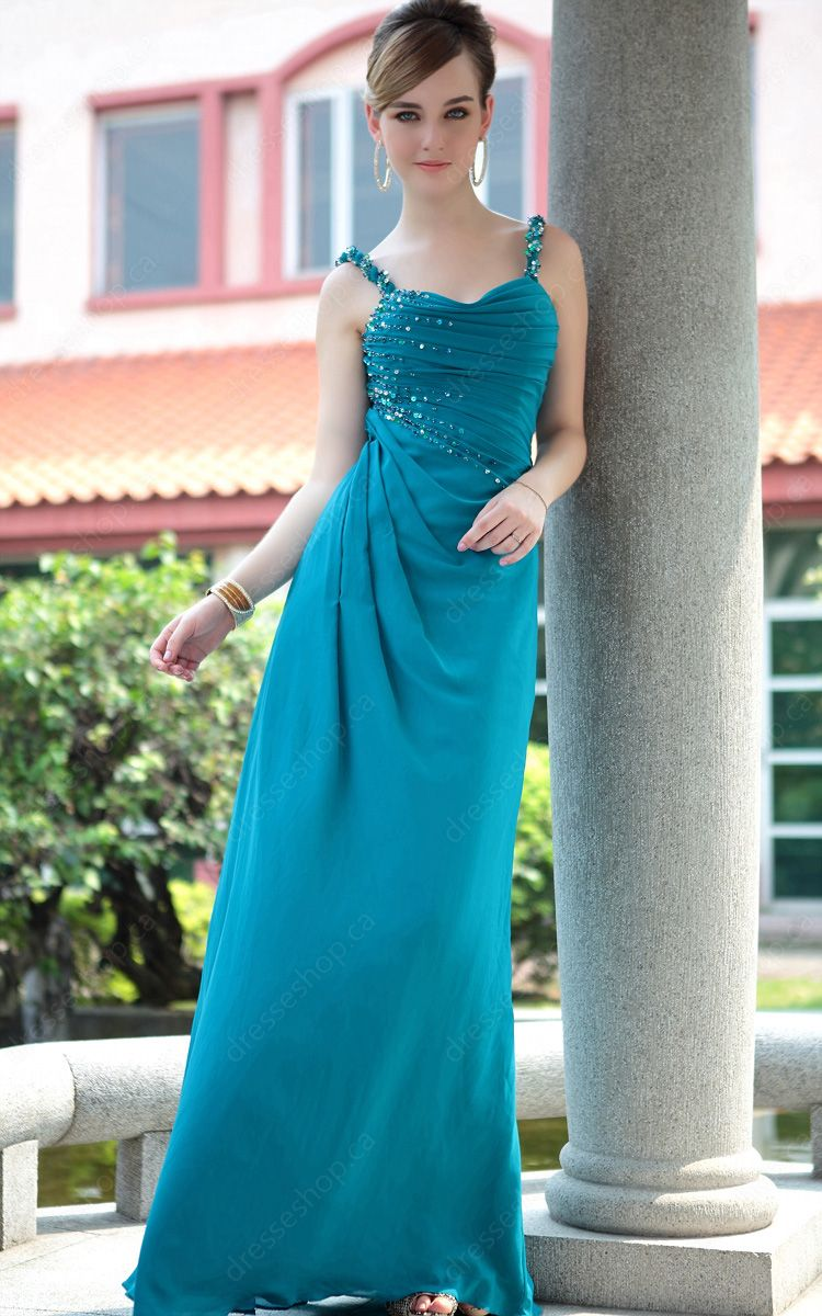 Blue evening dress girl evening dress pinterest blue evening
