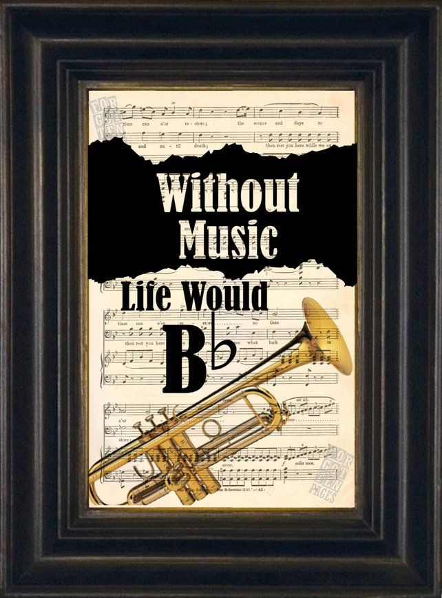 image 0 (With images) Trumpet music, Music lovers, Trumpet