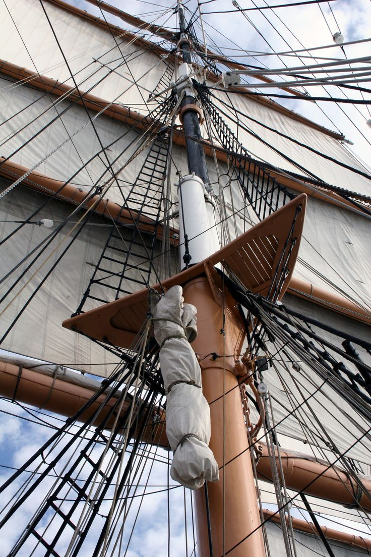 Tall ship mast sailing pinterest vela acqua e navi alte tall ship mast sciox Gallery