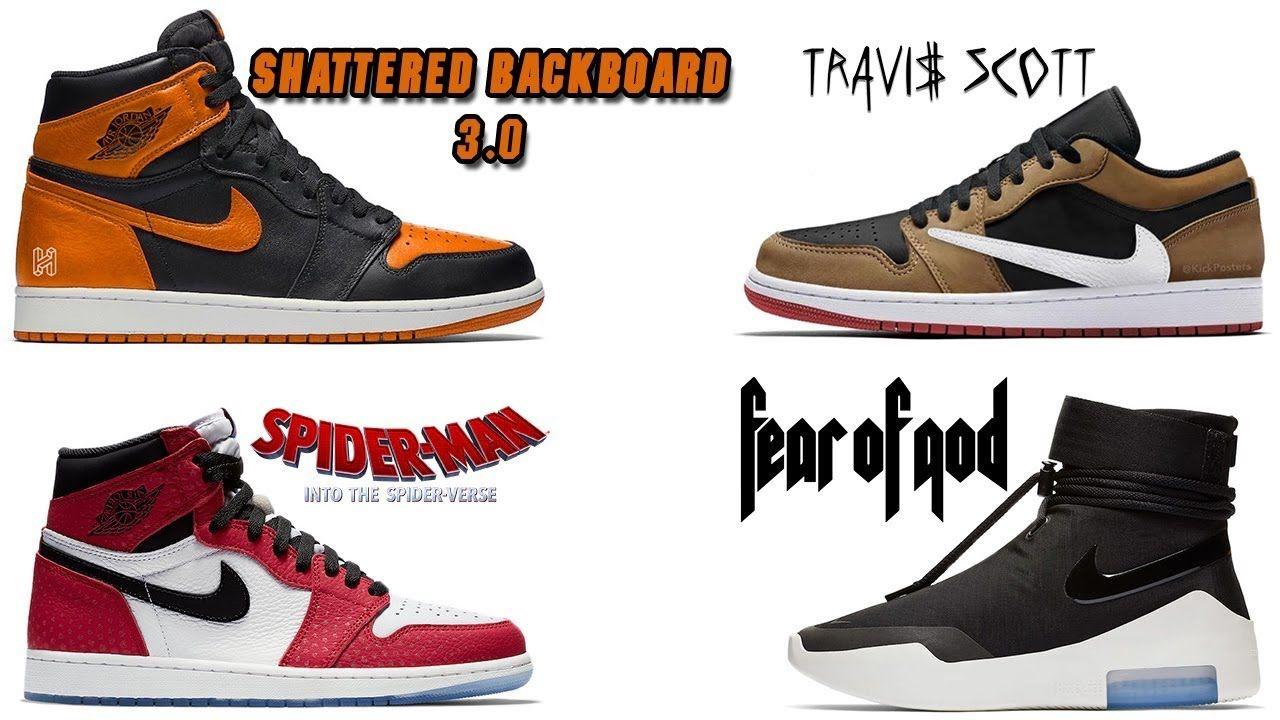 Air Jordan 1 Shattered Backboard 3 0 Travis Scott Jordan 1 Low
