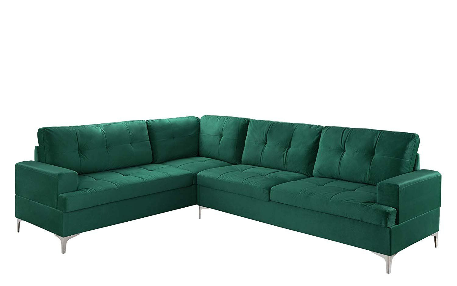 L Shaped Couch Sectional Sofa Living