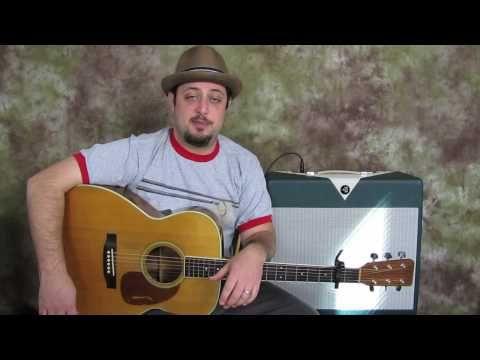 Neil Diamond - Sweet Caroline - Easy Songs on Acoustic Guitar Lesson ...