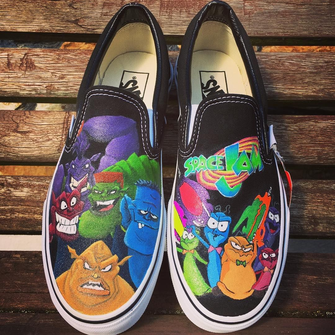 Custom vans shoes, Painted shoes