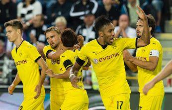 Dortmund Qualifiziert Für Europa
