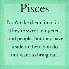 Dark Side Pisces Love Pisces Quotes Pisces