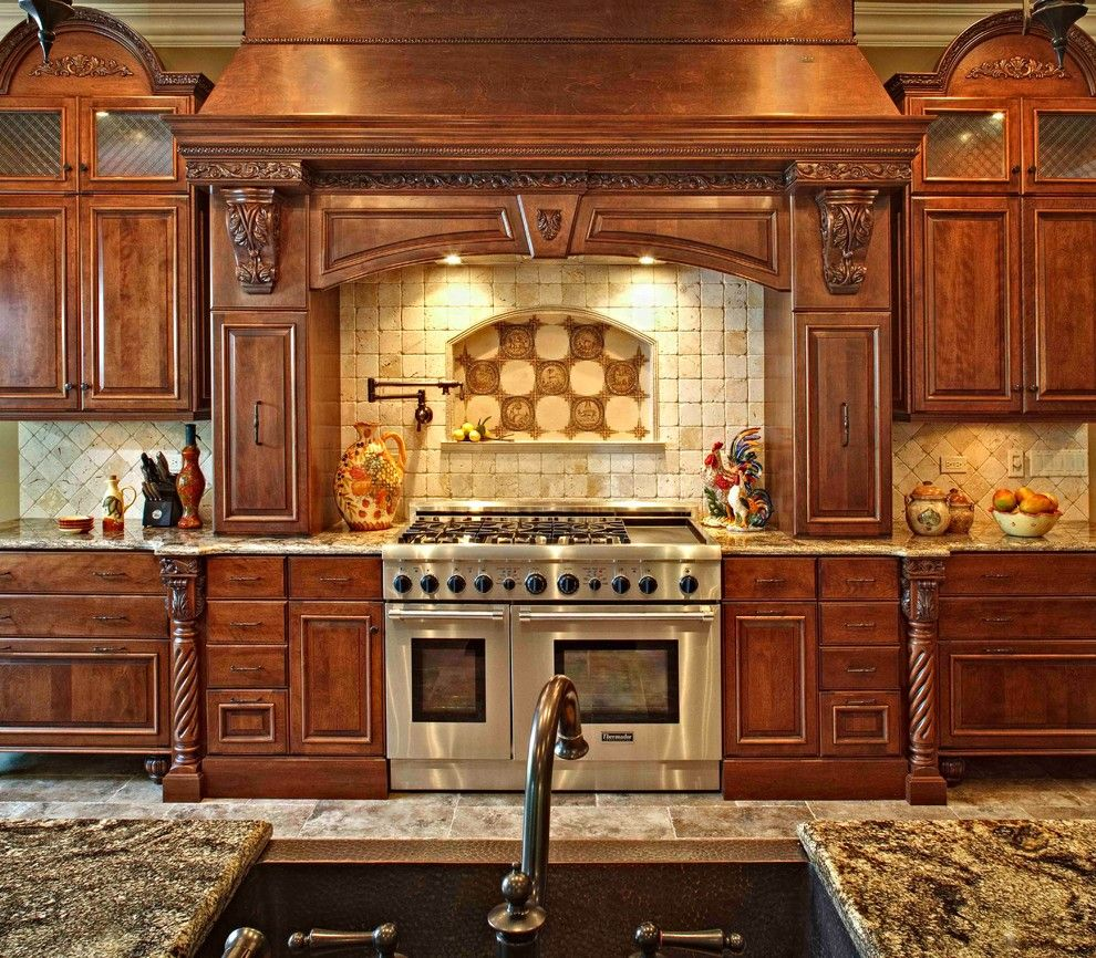Best Kitchen Gallery: Luxury Kitchen Design Ideas Designtrends Luxury Kitchens High of Hood Luxury Kitchen Designs on rachelxblog.com