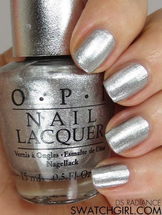 OPI DS Radiance nail polish | Pinterest | OPI, Ds and Makeup