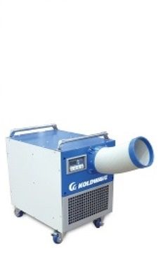 Model 6cc10 Air Cooled Portable Air Conditioning Model Water Cooling