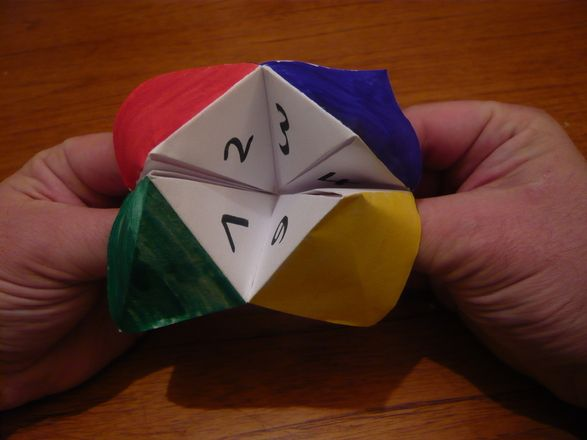 Fun Games to Play with a Piece of Paper | Playworks | 440x587