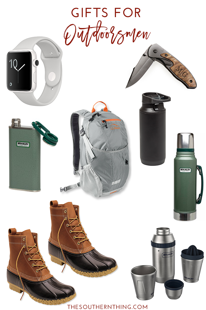 Outdoorsman Gift Shopping Guide Not Sure What To Get That Special In Your Life Check Out This For Ideas