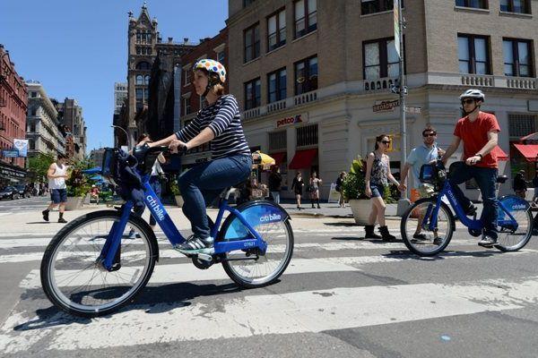 Nyc Citi Bike Program A Major Success New Bicycle Nyc New York