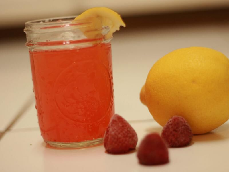 Strawberry lemonade | Fresh Preserving