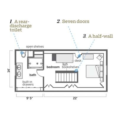 Best From Attic To Bedroom With Help From The Web Attic 640 x 480