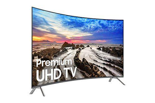 Samsung Electronics UN65MU8500 Curved 65Inch 4K Ultra HD