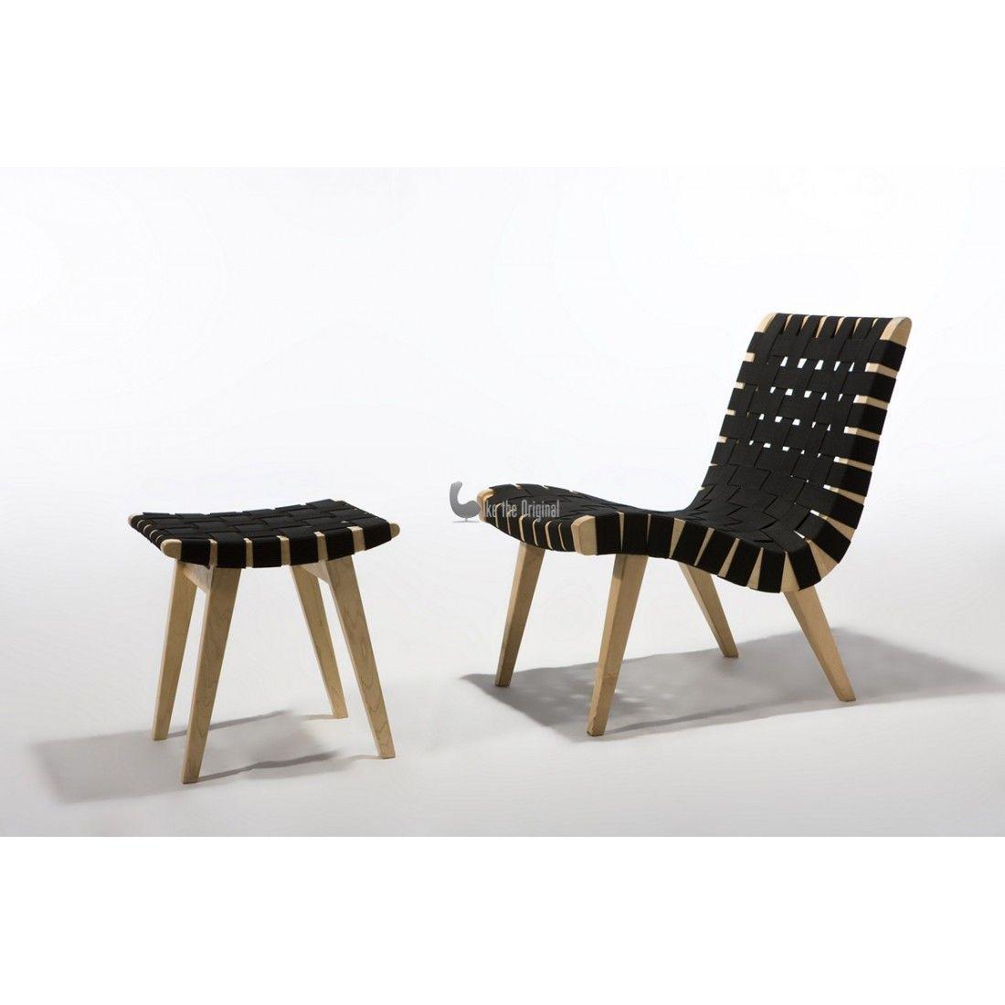 Jens Risom U2013 Lounge Chair U0026 Ottoman Natural Beech $479, Natural White Oak  $538,