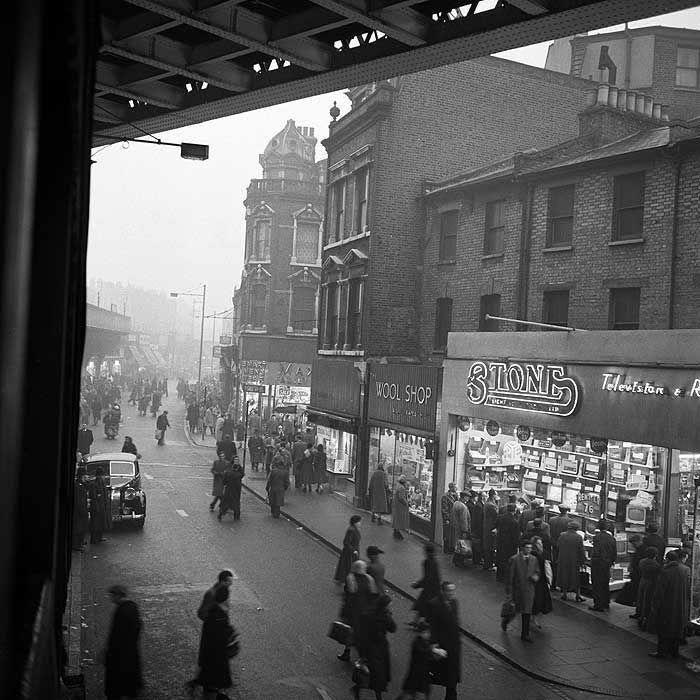 Atlantic Road, Brixton 1962-64