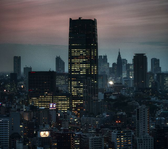 Tokyo 2117 by tokyoform